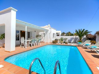 5 bedroom Villa in Puerto del Carmen, Canary Islands, Spain : ref 5334345