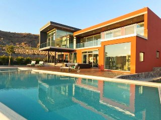 4 bedroom Villa in El Salobre, Canary Islands, Spain : ref 5334539