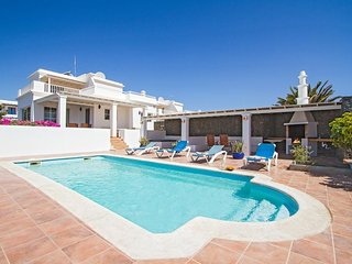 5 bedroom Villa in Playa Blanca, Canary Islands, Spain : ref 5334668