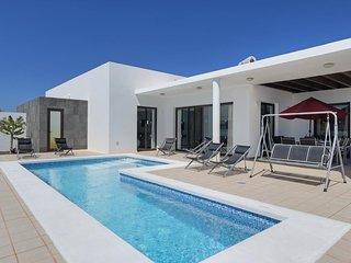 5 bedroom Villa in Playa Blanca, Canary Islands, Spain : ref 5334669