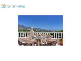 3 bedroom Villa in Nerja, Andalusia, Spain : ref 5334778