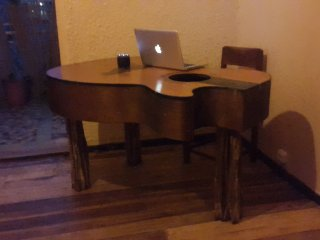 Sanfil - Studio meuble et equipe de 24m2 - Ambohijatovo Antananarivo