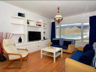 Casa en primera línea del mar