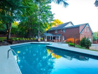 Exclusive Home with Pool in Premier Neighborhood