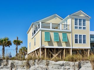 ALL-INCLUSIVE RATES! Vista Del Mar - Oceanfront with Pool and Gorgeous Views!