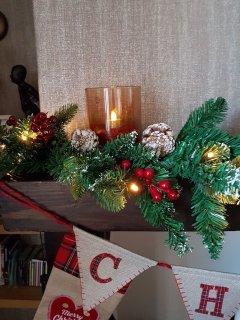 Christmas at Heron Cottage