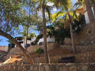 Cabo Center Ocean View Great Price! Authentic Mexican Palapa $40 per night