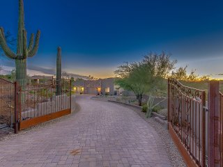Gated New River Custom Estate