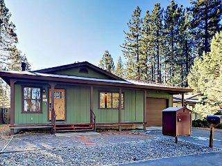 2BR Family-Friendly Home w/ Big Backyard & Fireplace – 5 Mins. to Heavenly