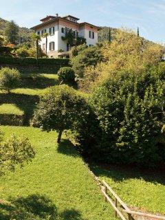 Villa Poletti fruit garden
