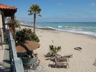 25% OFF MAY/JUNE - Beachfront w/ Amazing Views, Spacious in Gated Community