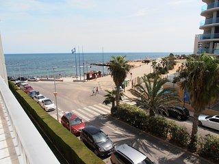 Punta prima appartement aan zee