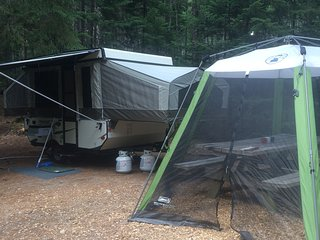 Acadiacamper rentals delivered to campground