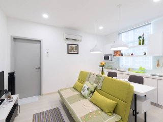Comfy & Modern Studio Apartment near Georgetown, Penang