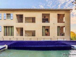 JDV Holidays -Apartment St Matthais, Bonnieux, Luberon, Provence