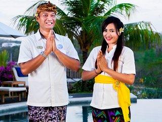 DELUXE ROOM #1 Puri Pandawa Resorts