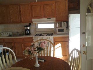 Large One Bdrm Apartment #A, one block from beach, bdwalk and convention center