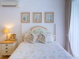 Baan SanKraam Beachfront Condominium, Cha-am 2-Bedrooms Apt., DAA_Pool Access