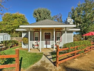 NEW! Cozy 1BR Cottage In Temecula Wine Country!