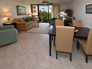 Mellow Kihei Vibe w/Gourmet Kitchen, Laundry, AC, WiFi, Flat Screens–Kamaole