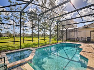 New! Luxury 7BR Villa w/ Pool - 1.5 Mi. to Disney!