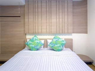Baan SanKraam Beachfront Condominium, Cha-am 2-Bedrooms Apt., JAC_Pool View