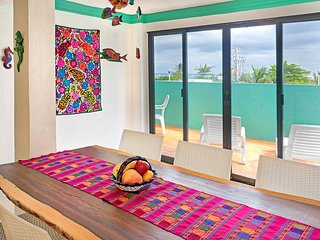 Fit for the Captain, a Suite at Caribe Suites Puerto Morelos near Cancun