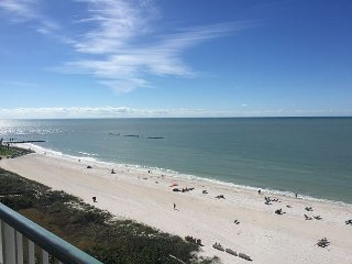Renovated Beachfront Penthouse Unit!!  Views! Views! Views!