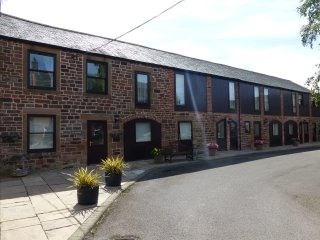 THE COACH HOUSE, Cumbrian Cottage, Silloth, Solway coast, Croftlands court, Ref: