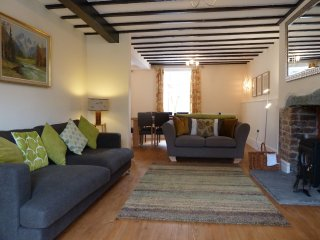 GRETA MILL (Hot Tub), pet friendly cottage in Keswick, sleeping 8