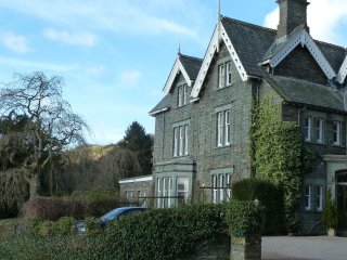 SOMERVELL, Mountain views, large apartment, WiFi, private parking, Near Keswick