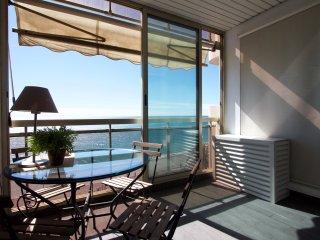 Magnifique studio terrasse vue Mer Promenade des Anglais