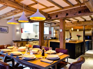 Ashford Mill, Stunning Conversion in the Peak District