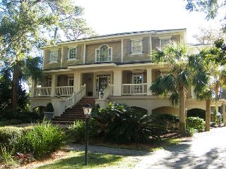 21 Starboard Tack - 5 Bedroom plus den home in Palmetto Dunes