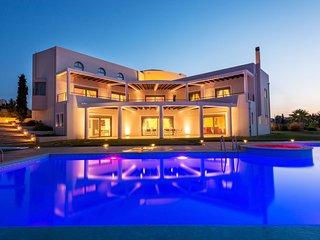 Louloudi Luxurious Villa Kalithea / Rhodes