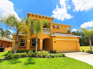 (598-WATER) Watersong 6 Bed 5 Bath Pool/Spa,Games Room, Luxury Clubhouse