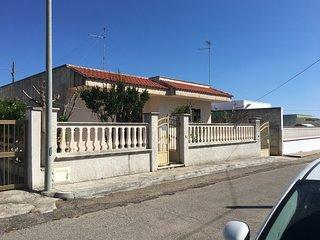 Villa economica per Famiglie con giardino e doppi servizi
