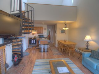 Sugarbush Mountainside Loft Condo ~ RA131375