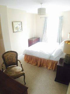 The Pear Tree Pensione loft bedroom