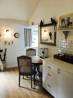 The Pear Tree Pension Bungalow kitchen