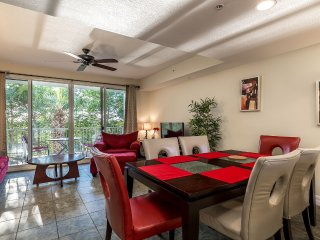 Private Beach Waterfront 2b.1.5b. Town House suite U-462, Tampa Bay
