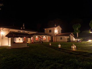 Villa with pool close to Florence Country house il Faeto