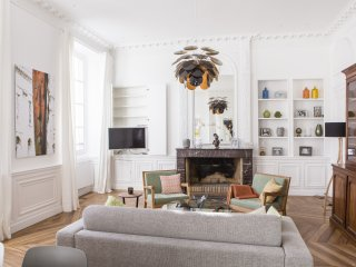 Magnifique appartement luxurieusement decore