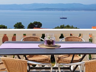 Three bedrooms-amazing sea view terrace - Toni 5