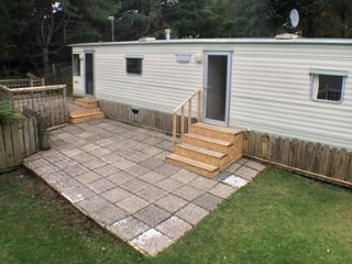 'Willow' Caravan Rental, Benone,  North Coast, Northern Ireland