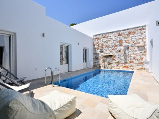 Villa Comfort with private pool, walking distance from the center of Naoussa