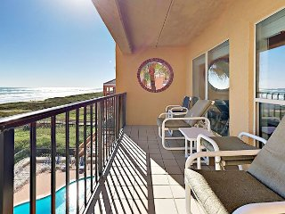 Updated 2BR Beachfront w/ Epic Gulf Views, Pool & Hot Tub - Suntide ii 408