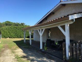 Maison proche Bordeaux, vignobles et bassin d'Arcachon