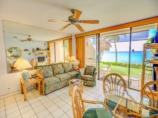 W Maui 1st Floor, Beach Front, Epic Oceanview Condo in Quiet Resort—1 BR/1BA