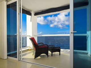 Peninsula Grand - Ocean Views from Every Area of this 3 Bdrm Condo! (12A)